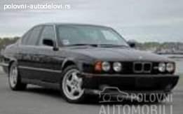 BMW 520 DELOVI