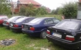 BMW E36 316/318/320/325tds-DELOVI