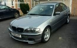 BMW e46 2.0D 2003