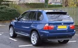 BMW x5 3.0D 2002. god Delovi