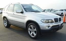 BMW X5 3.0D 2005. god Delovi