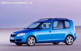 Bočna stakla Škoda Roomster