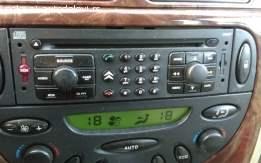 C5 cd+navigacija