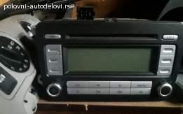 CD MP3 radio za Passat B6
