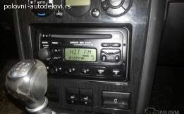 Cd player za Forda sa kodom