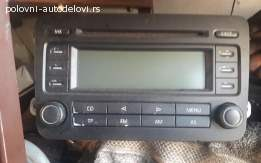 cd radio golf 5