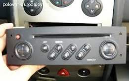 CD Radio Renault Scenic