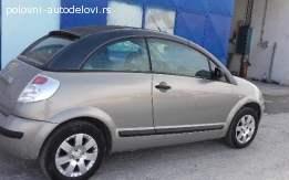 Citroen C3, 1.4 benzin ,2004