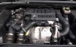 Citroen C4 1.6 hdi Motor