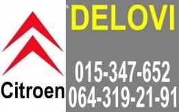 Citroen DELOVI Saxo Berlingo C2 C3 C4 C5 C6 C8