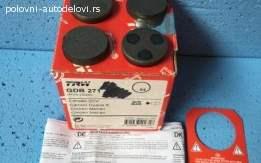 Citroen DIANA Citroen 2 CV kocione plocice rucne ko 95534349