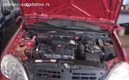 Citroen  xsara 2003, 1,6 16w benz autom.menjač