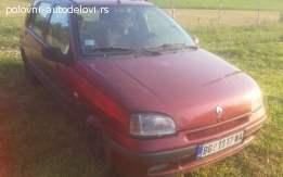 Clio 1.2 benzinac 1997 delovi