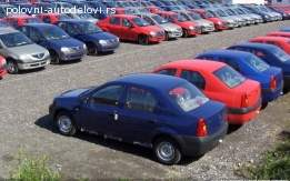 Dacia logan delovi