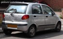 Daewoo Matiz polovni delovi original