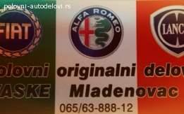 Delovi Fiat