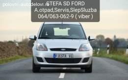Delovi Fiesta Ford
