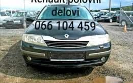Delovi Renault Laguna 2