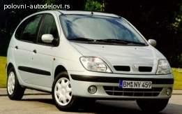 Delovi Renault Scenic 1