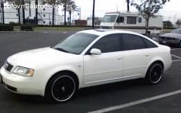 Delovi za Audi A6