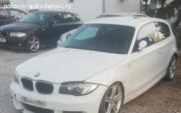 Delovi za BMW e 87