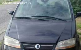 Delovi za  Fiat Ideu