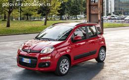 Delovi za Fiat Panda