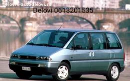 Delovi za Fiat ulysse, Citroen evasion, Peugeot 806