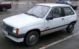 Delovi za Opel Corsa