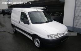 Delovi za Peugeot partner