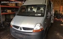 Delovi za Renault MASTER