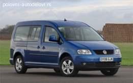 Delovi za VW Caddy 2.0 SDI