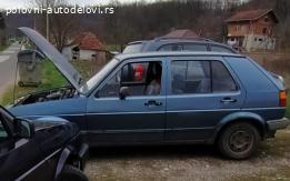 Delovi za VW Golf 2 1.3 (1987)