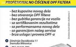 DPF filter