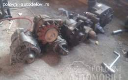 Elektrika i elektronika / Anlaser,  BMW -  520
