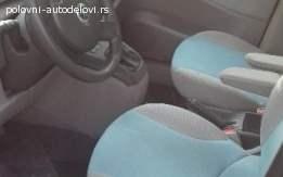 Enterijer Fiat Idea