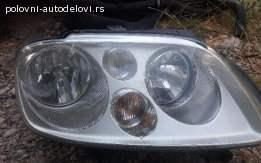 Farovi VW Touran