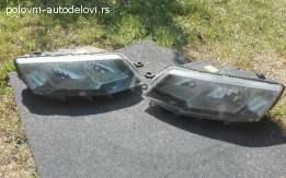 Farovi za Skoda Octavia A7