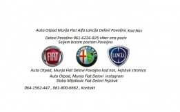 FIAT BRAVO 1.9 JTD 1.6 16V 061-6226-825 VIBER
