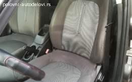 Fiat bravo 2 - 1.9 JTD 120 KS enterijer