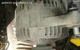 Fiat doblo 1.6 16v alternator