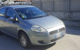 Fiat grande punto 1.2 benzinac DELOVI