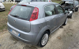Fiat grande punto Gepek