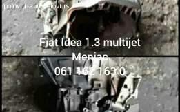 Fiat Idea 1.3 mjet Menjac