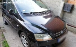 Fiat Multipla 2 vrata glot