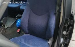 Fiat Multipla komplet enterijer sa tapacirima