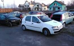 Fiat polovni delovi