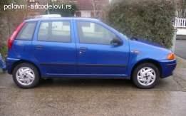 Fiat Punto 1 kompletan auto u delovima