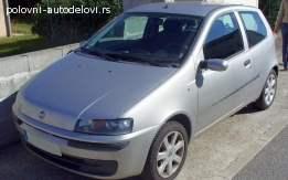 Fiat Punto 2 kompletan auto u delovima