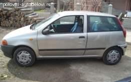 Fiat punto monopoint delovi